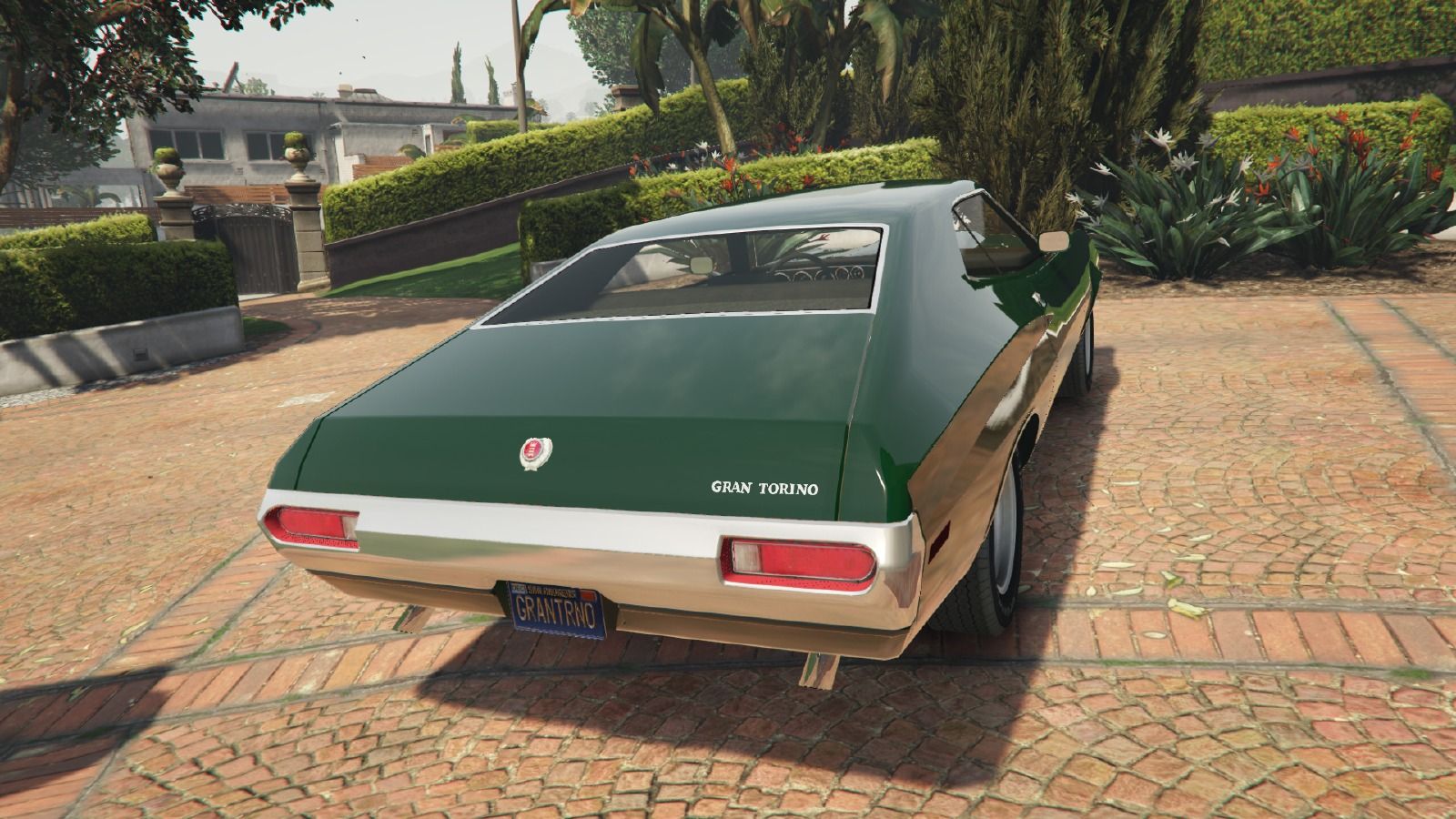 ford gran torino sport 1972 vehicules pour gta v sur gta modding. Black Bedroom Furniture Sets. Home Design Ideas