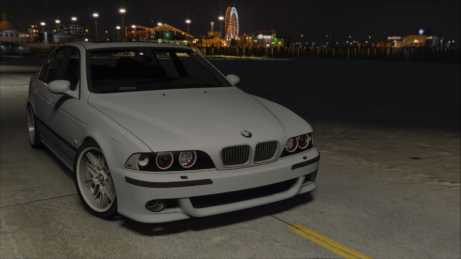 bmw m5 e39 vehicules pour gta v sur gta modding. Black Bedroom Furniture Sets. Home Design Ideas