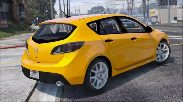Mazda Speed 3 - GTA5