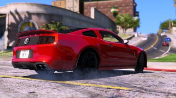 Ford Mustang Shelby GT500 - GTA5