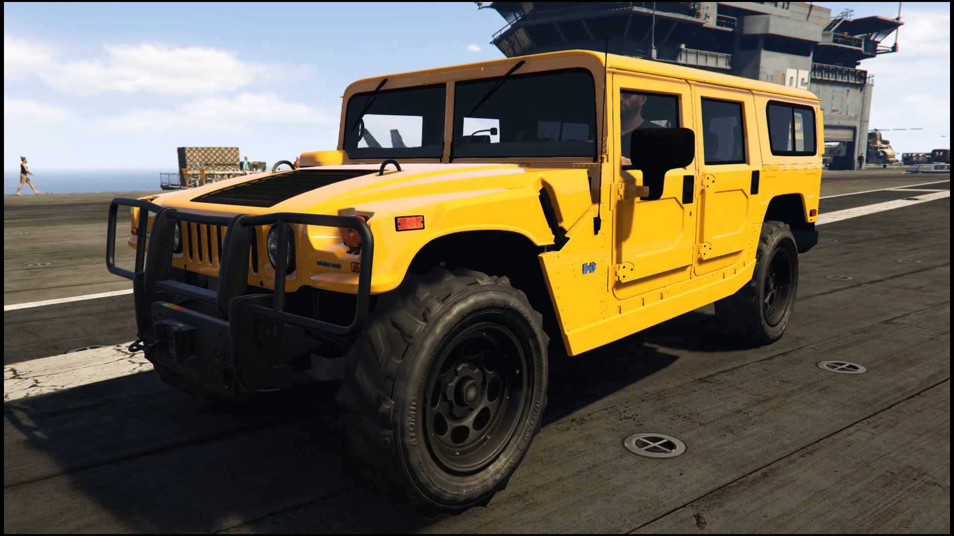 hummer h1 vehicules pour gta v sur gta modding. Black Bedroom Furniture Sets. Home Design Ideas