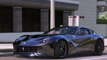 Ferrari F12 Berlinetta 2013 - GTA5