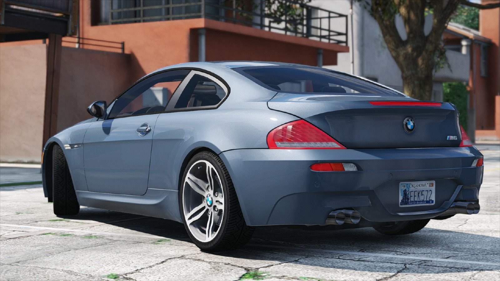 bmw m6 e63 tunable vehicules pour gta v sur gta modding. Black Bedroom Furniture Sets. Home Design Ideas