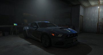 COBRA JET Paintjob for Mustang GT 2015 - GTA5