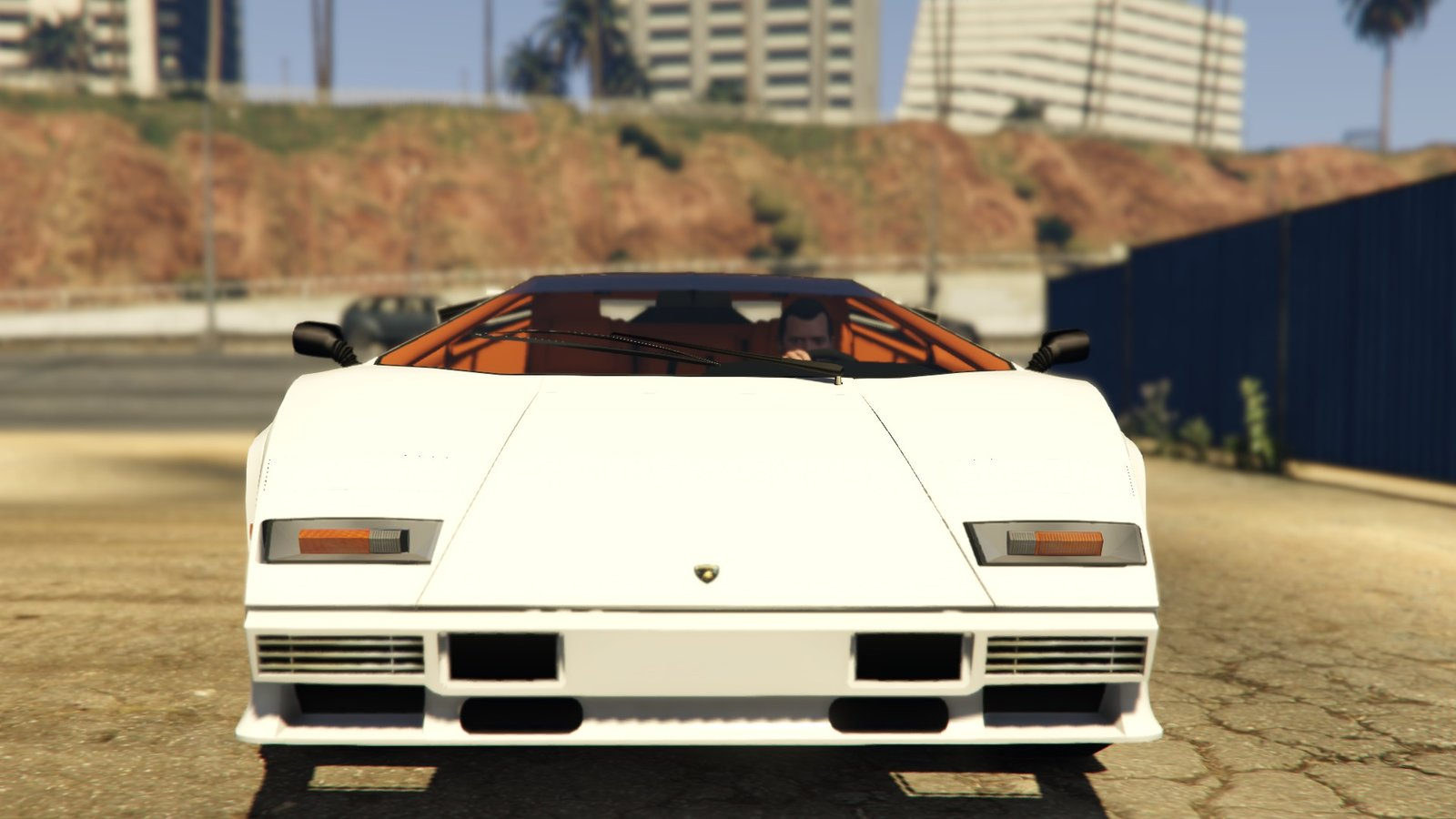 lamborghini countach lp500 qv 1988 vehicules pour gta v sur gta modding. Black Bedroom Furniture Sets. Home Design Ideas
