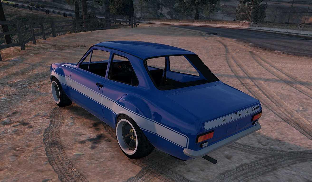 ford escort mk1 fast furious 6 livery vehicules pour gta v sur gta modding. Black Bedroom Furniture Sets. Home Design Ideas