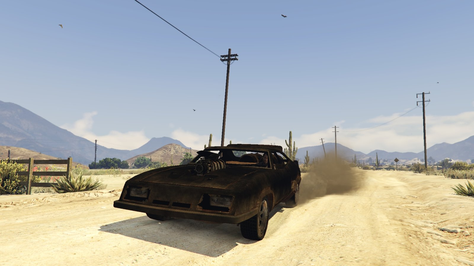 mad max interceptor vehicules pour gta v sur gta modding. Black Bedroom Furniture Sets. Home Design Ideas