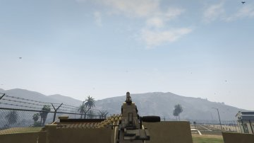 M1116 Humvee Up-Armored - GTA5