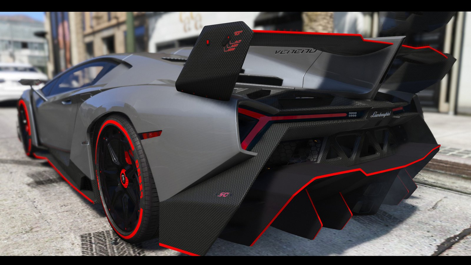 lamborghini veneno 2013 hq digitaldials vehicules pour gta v sur gta modding. Black Bedroom Furniture Sets. Home Design Ideas