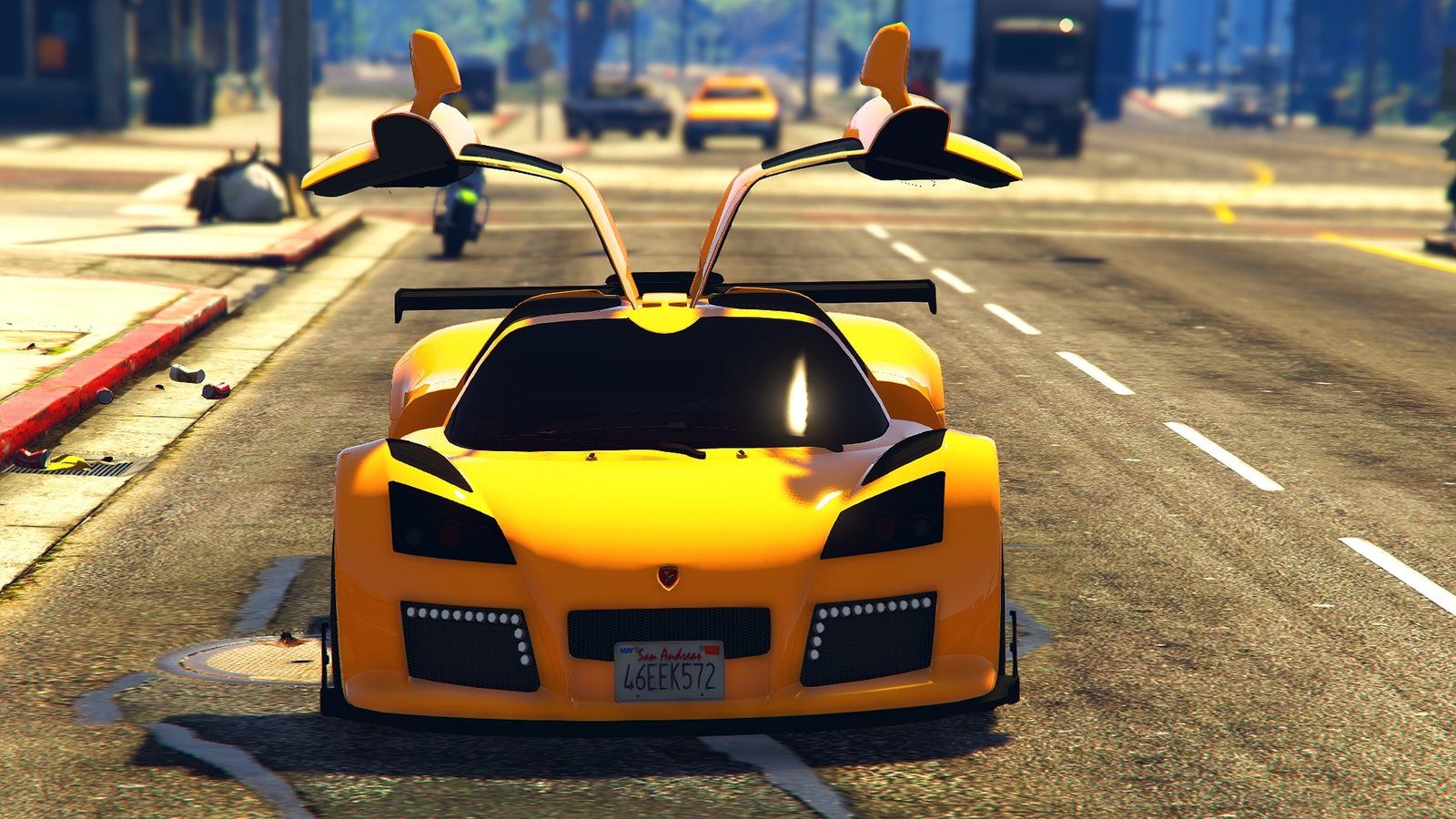 gumpert apollo s vehicules pour gta v sur gta modding. Black Bedroom Furniture Sets. Home Design Ideas