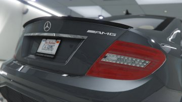 Mercedes-Benz C63 AMG - GTA5