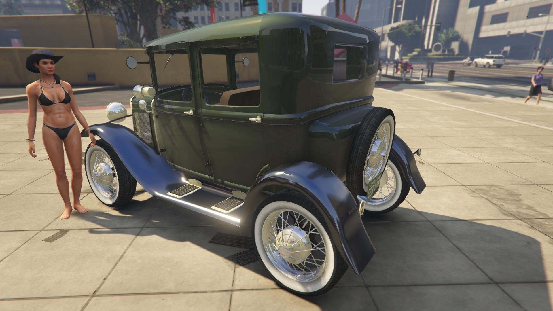 ford a bolt mafia style vehicules pour gta v sur gta modding. Black Bedroom Furniture Sets. Home Design Ideas