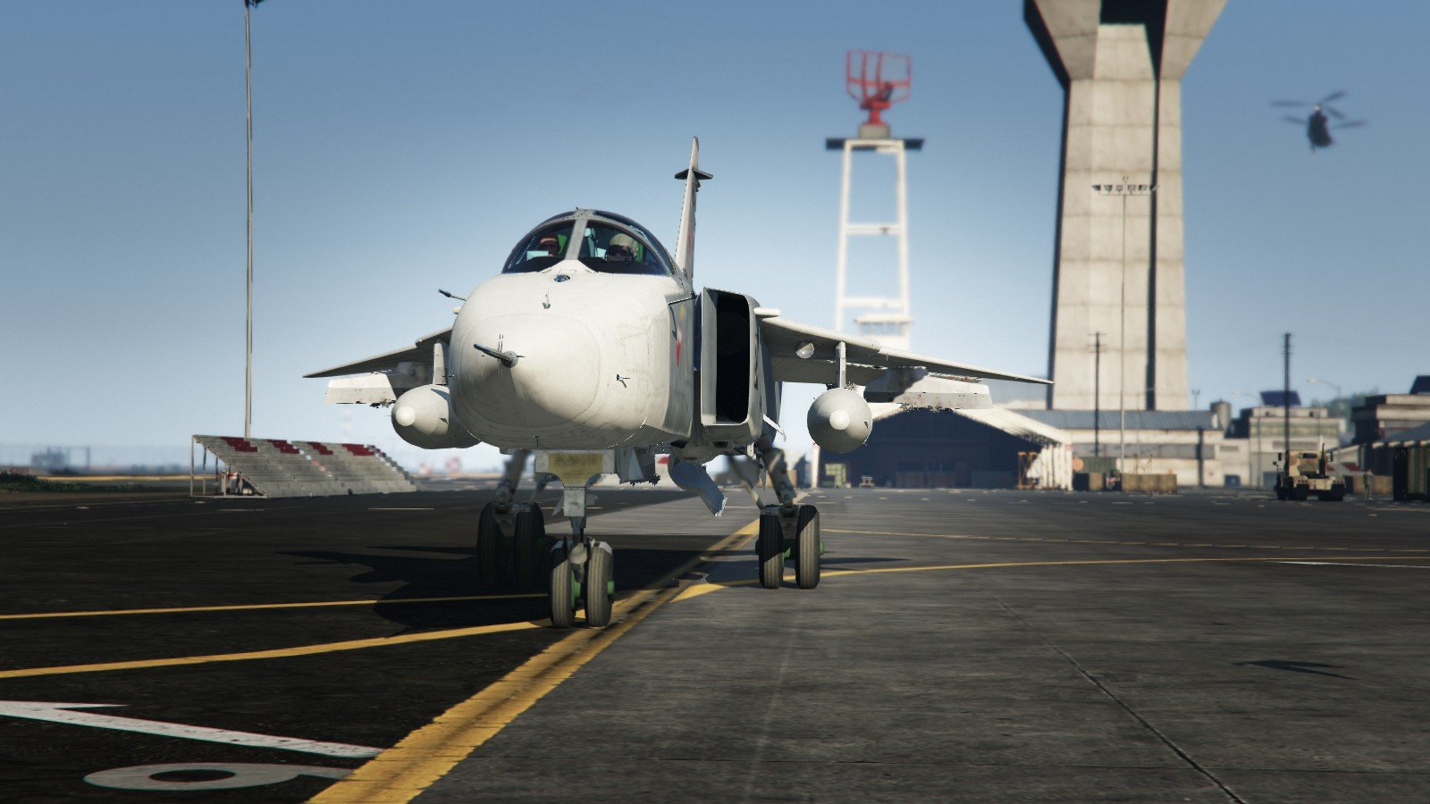 Su-24M [Add-On/Replace] - GTA5