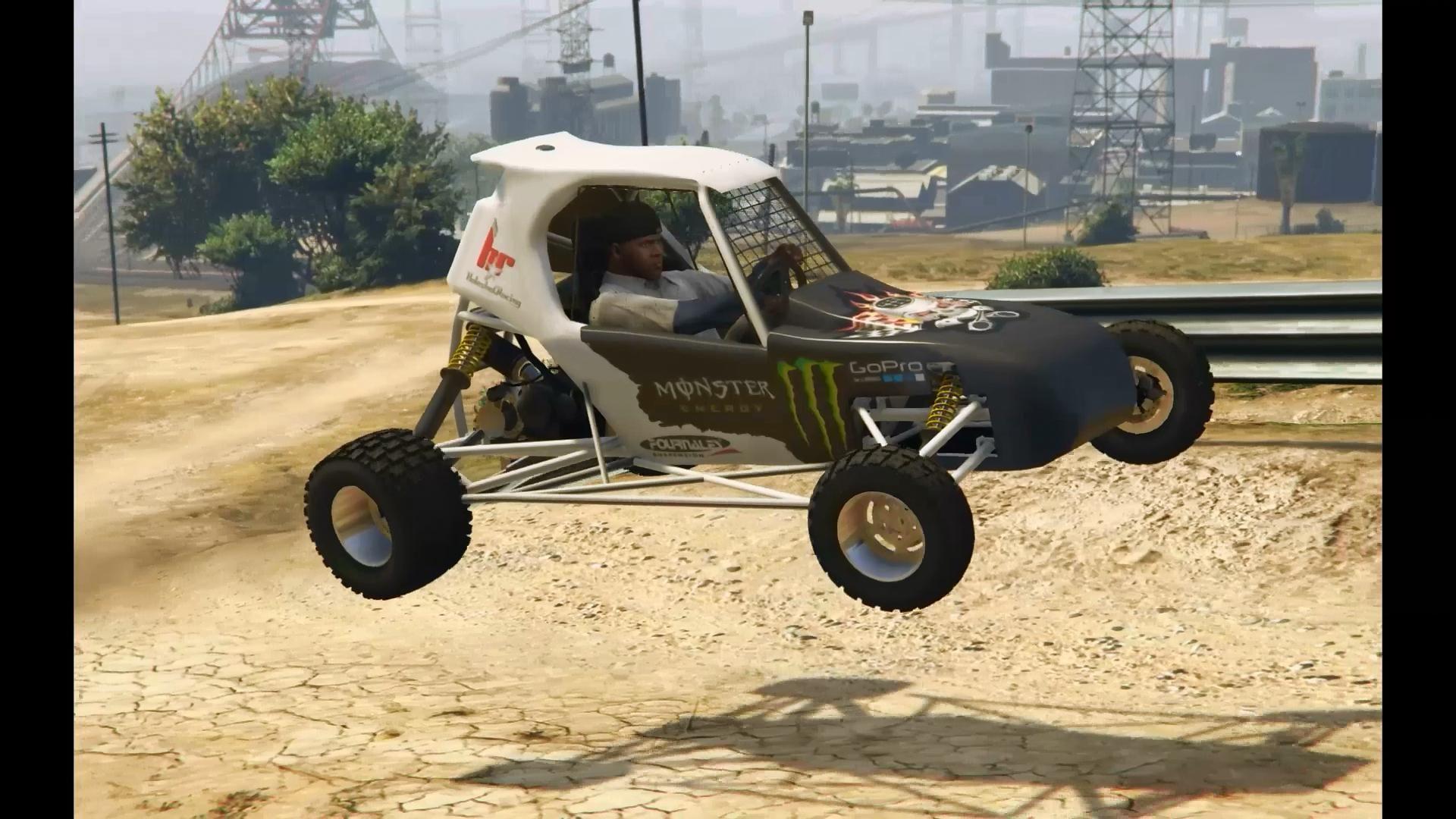 Kart Cross Vehicules Pour Gta V Sur Gta Modding