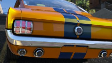 Ford Mustang Fastback [Add-On] - GTA5