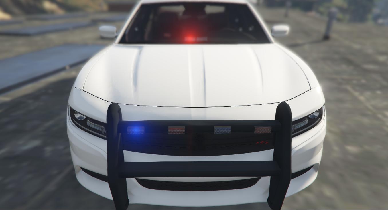 Dodge Charger 2015 Unmarked - Vehicules pour GTA V sur GTA