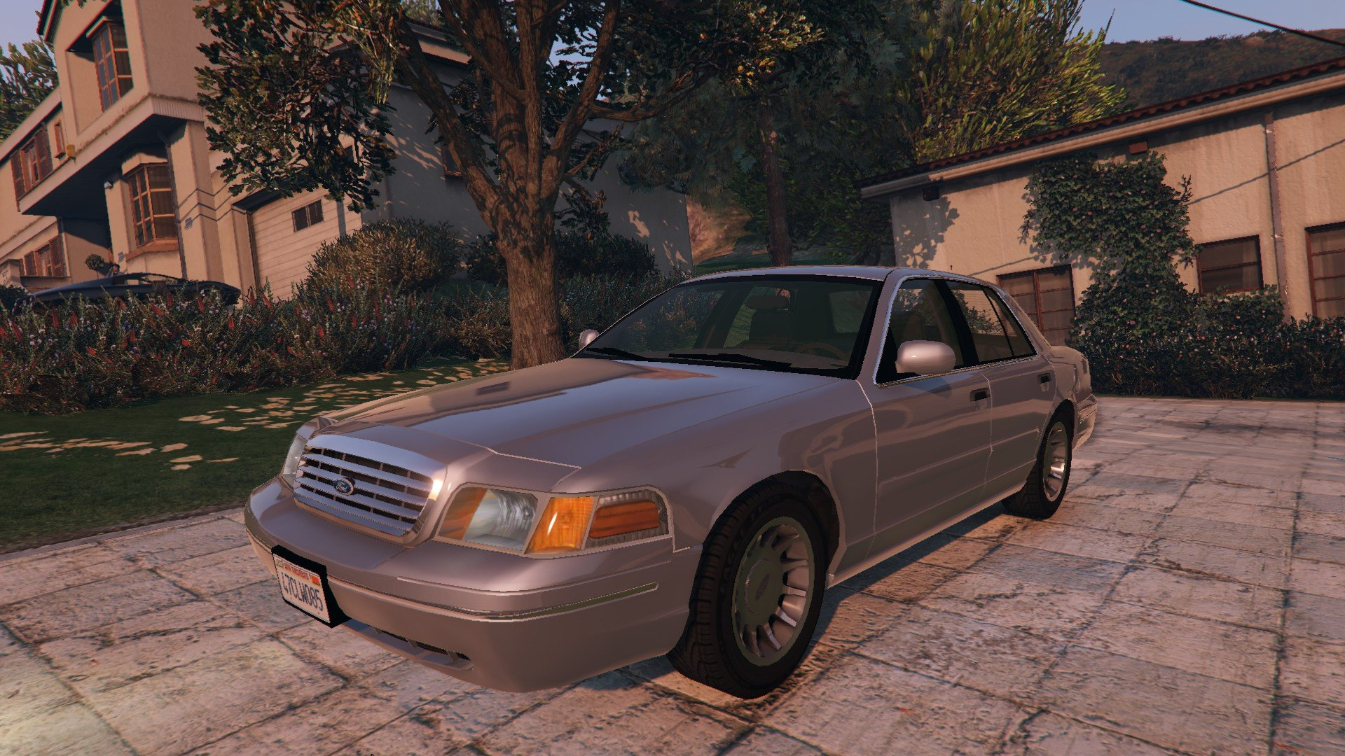 Ford Crown Victoria 1999 - GTA5