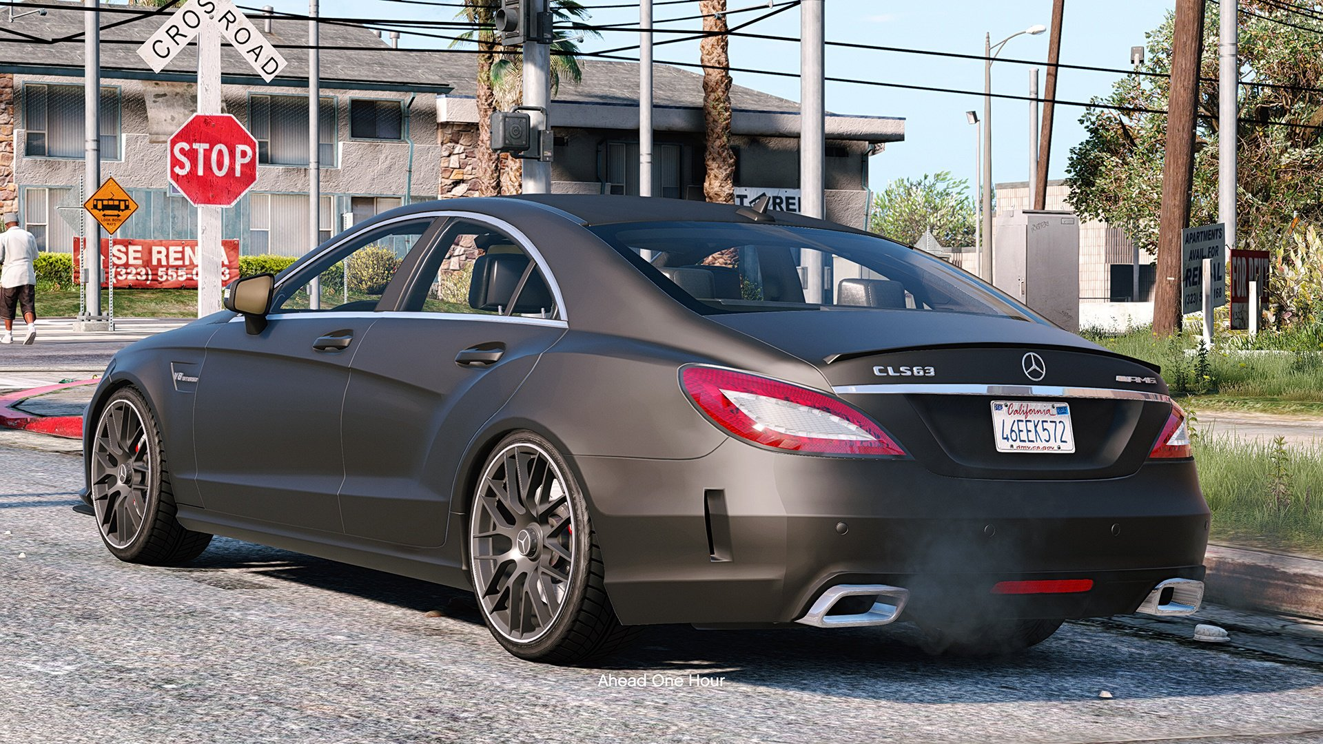Mercedes Benz Cls 6 3 Amg Add On Vehicules Pour Gta V Sur Gta Modding