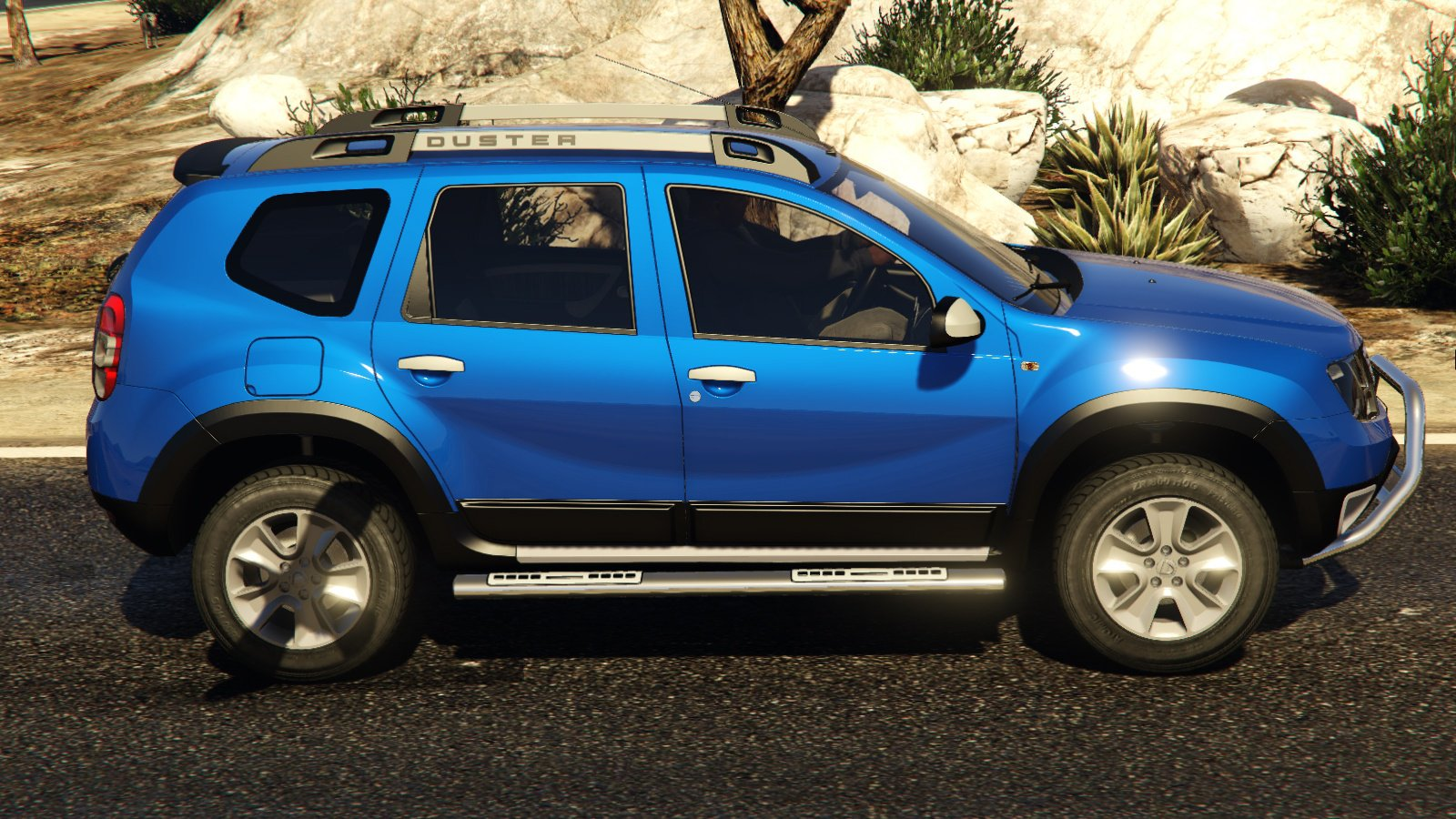 Dacia duster 2014 vehicules pour gta v sur gta modding for Dacia duster interni 2014
