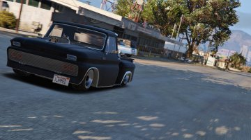 Chevrolet C-10 Stepside [Tuned] - GTA5