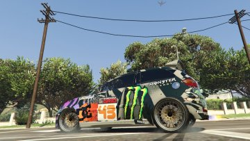 Proton Satria Neo with liveries [Add-on / Replace] - GTA5