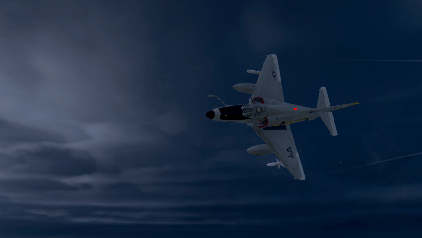 McDonnell Douglas A-4 Skyhawk Navy [Add-On] - GTA5