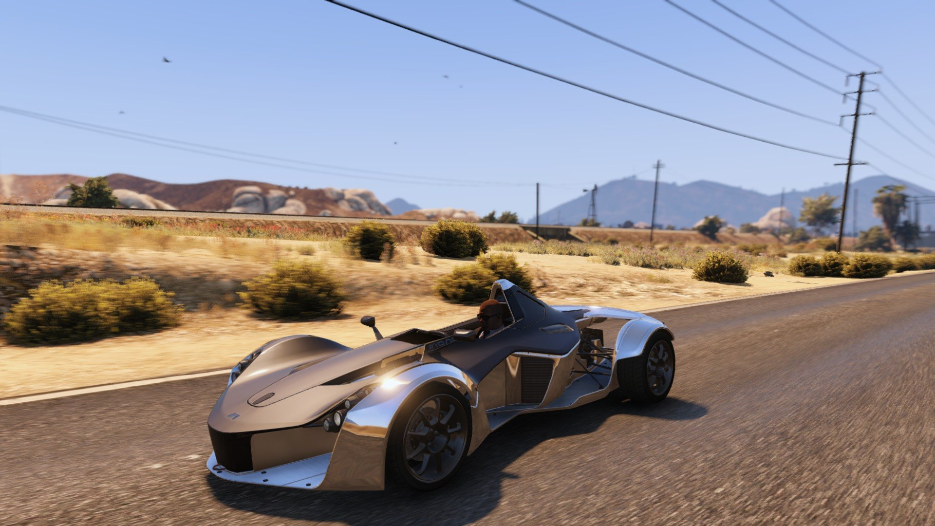 bac mono add on replace vehicules pour gta v sur gta modding. Black Bedroom Furniture Sets. Home Design Ideas