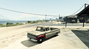 Chevy C-20 (Old) 1965 - GTA5