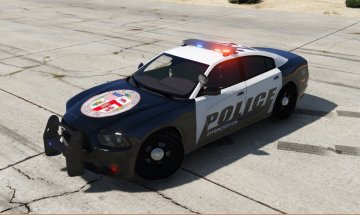 Fictional LAPD Pack - Vehicles textures