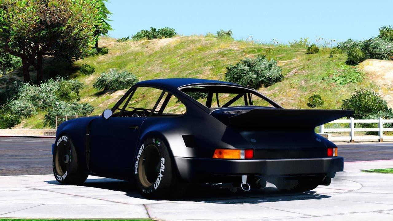 Porsche 911 Rsr 1973 Drift Edition Vehicules Pour Gta