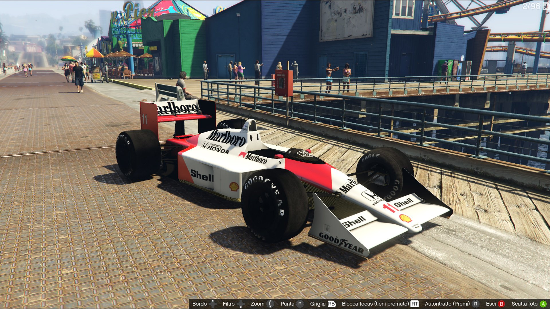 mclaren mp4 4 1988 vehicules pour gta v sur gta modding. Black Bedroom Furniture Sets. Home Design Ideas
