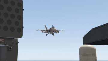 F/A-18C Hornet [Add-On / Replace] - GTA5