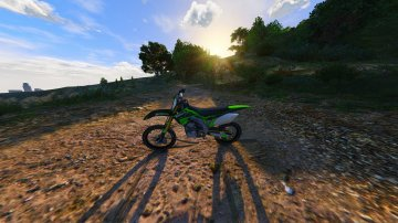 Nordic Games Bike [Add-On] - GTA5