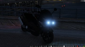 Yamaha TMAX 500 [Add-On] - GTA5