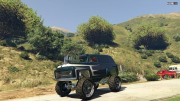 Off-Road Slamvan Supermod