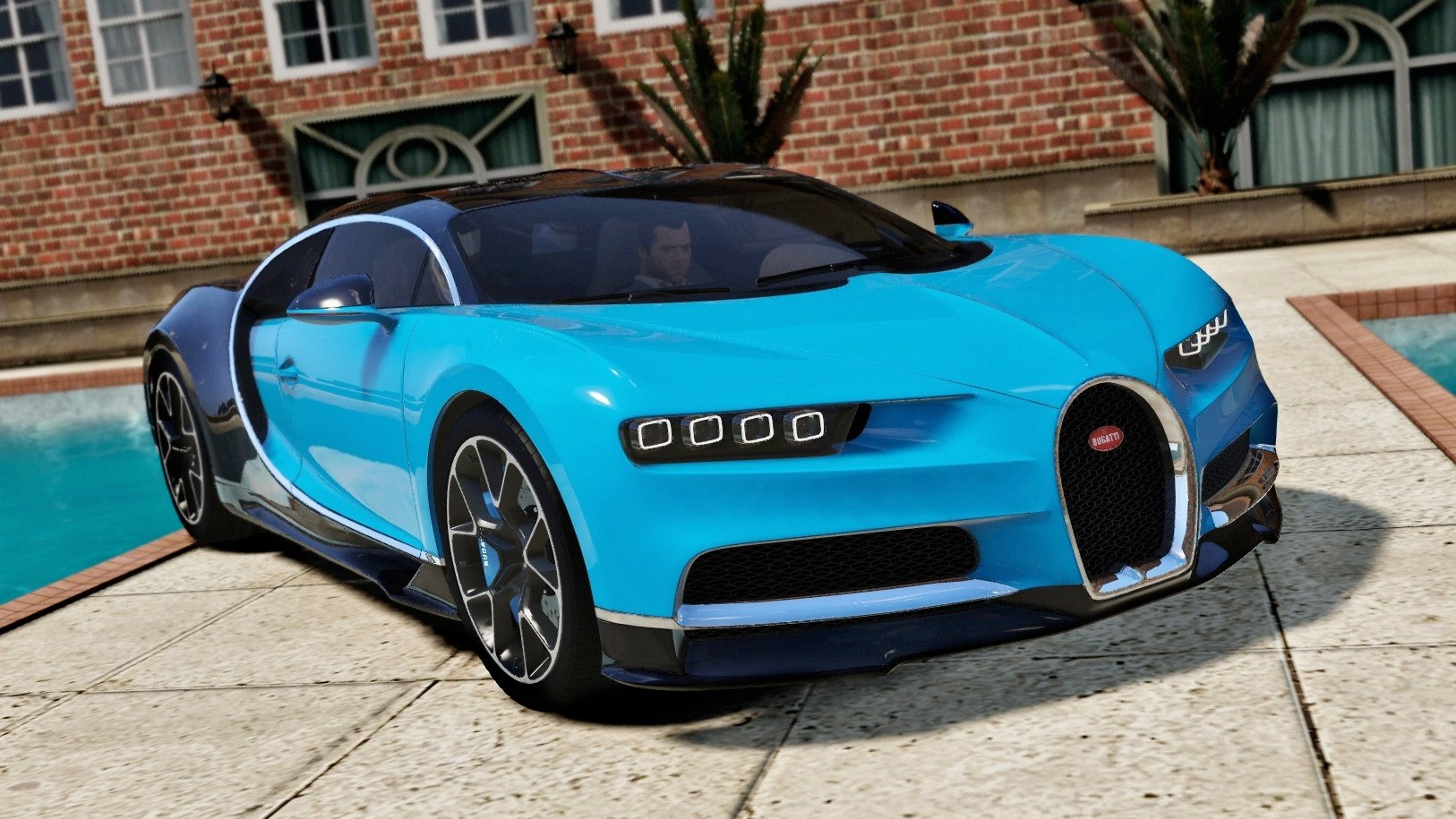 Bugatti Chiron Amp Vision Tuning Add On Vehicules Pour