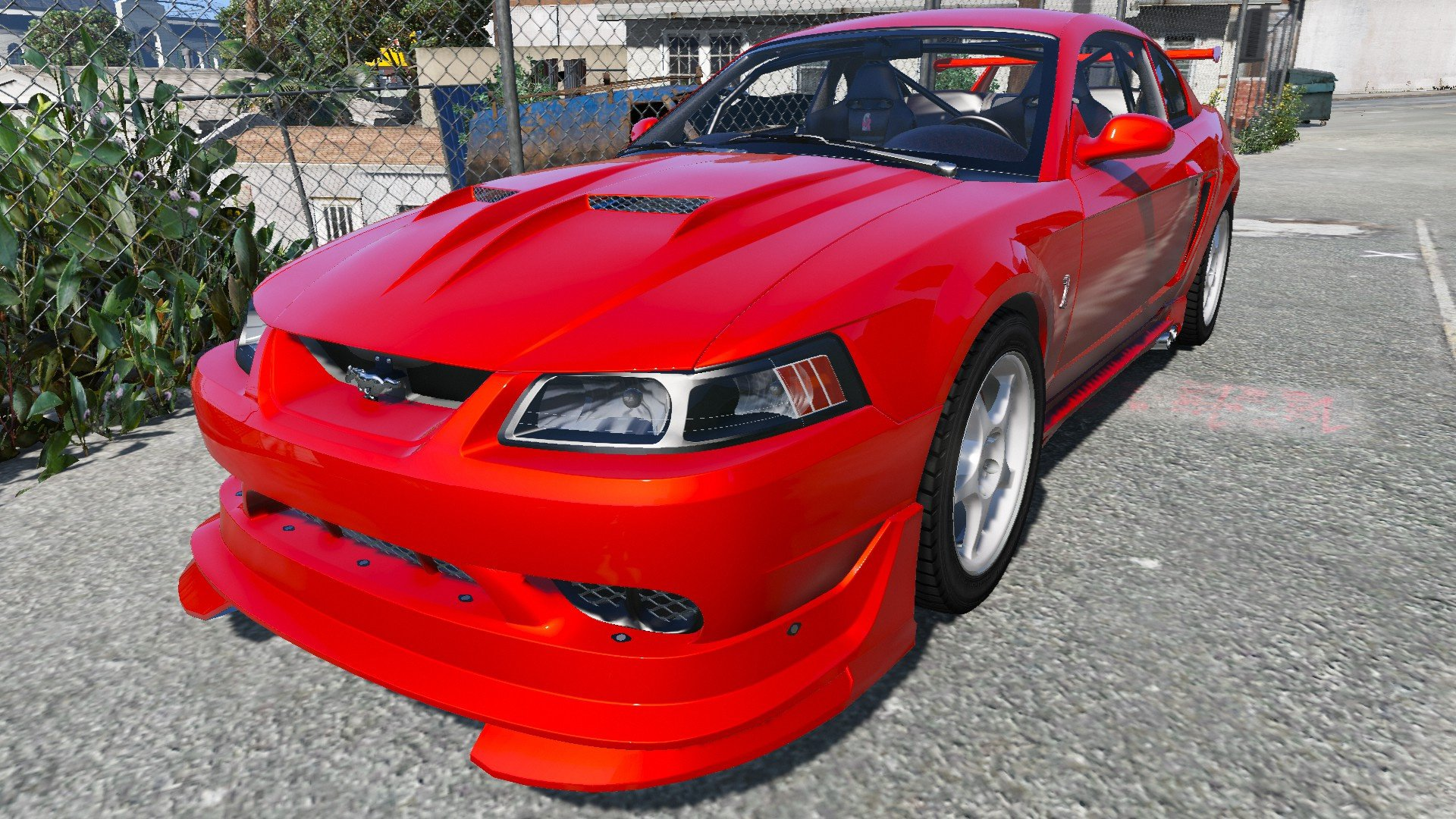 ford mustang cobra r 2000 vehicules pour gta v sur gta modding. Black Bedroom Furniture Sets. Home Design Ideas