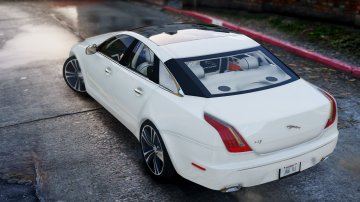 Jaguar XJ - GTA5