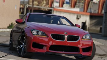 BMW M6 Coupe 2013 [Add-On] - GTA5