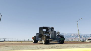 Hot Rod Ford Pick Up