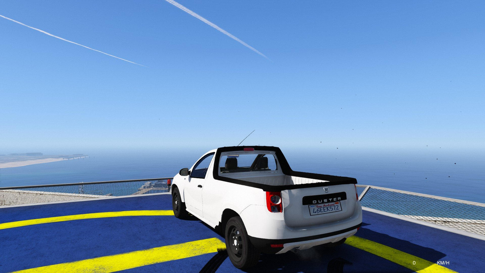 dacia duster pick up vehicules pour gta v sur gta modding. Black Bedroom Furniture Sets. Home Design Ideas