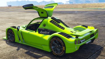 Radical RXC Turbo [Add-On] - GTA5