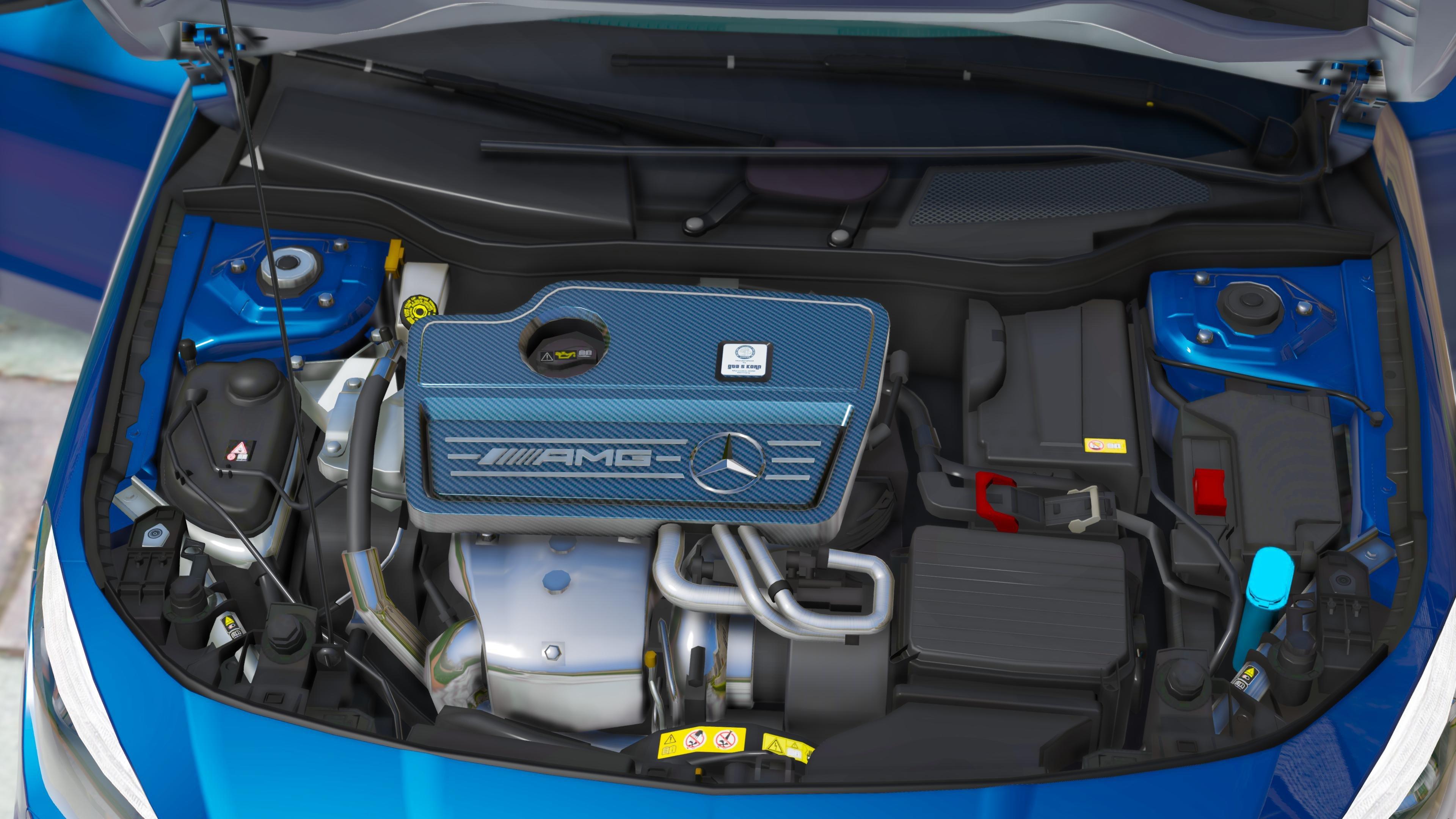 Mercedes Benz Cla 45 Amg Shooting Brake Vehicules Pour