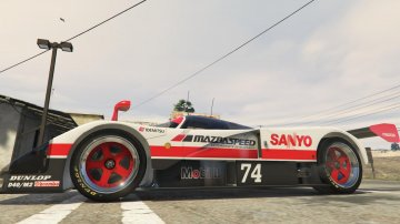 Mazda 787b [Add-On / Replace] - GTA5