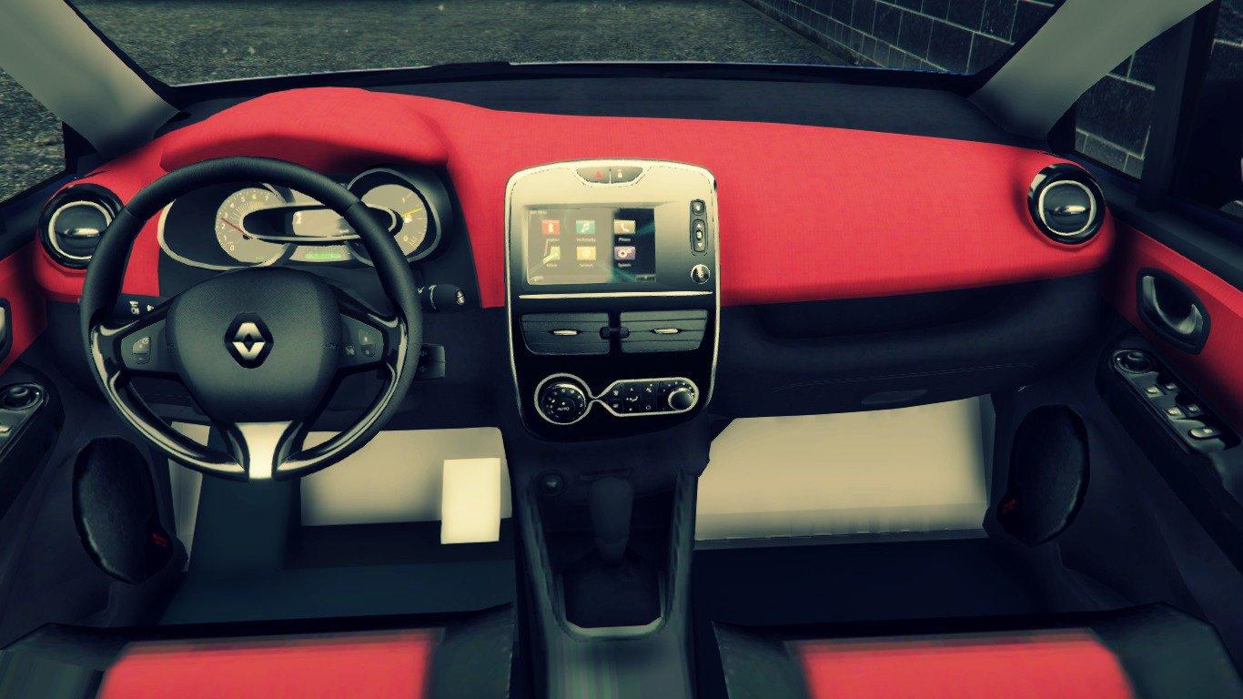 Renault Clio 4 Vehicules Pour Gta V Sur Gta Modding