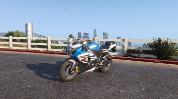 Suzuki GSXR1000 2014 [Add-On | Tunable]