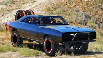 Dodge Charger Off-Road Fast & Furious 7