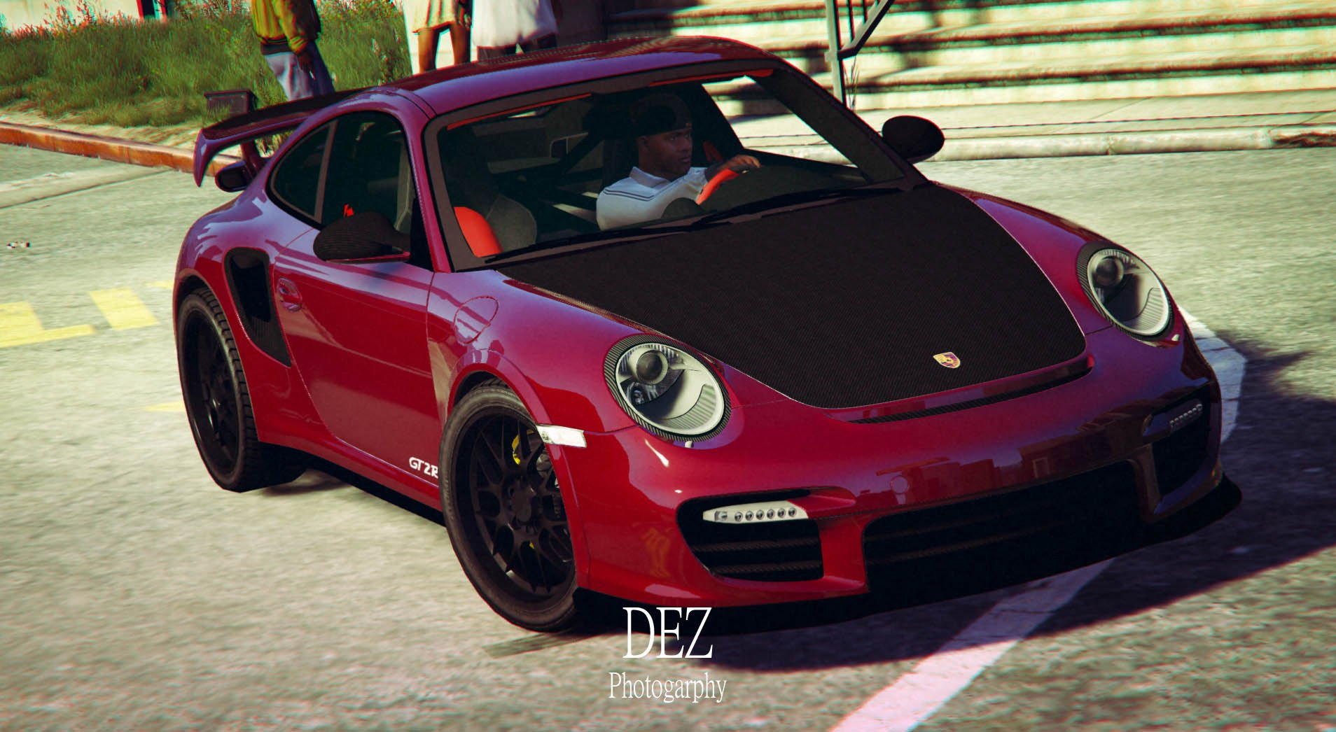 porsche 911 997 gt2 rs vehicules pour gta v sur gta modding. Black Bedroom Furniture Sets. Home Design Ideas