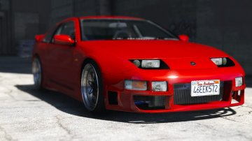 Nissan 300zx Fairlady Z [ADD-ON] - GTA5