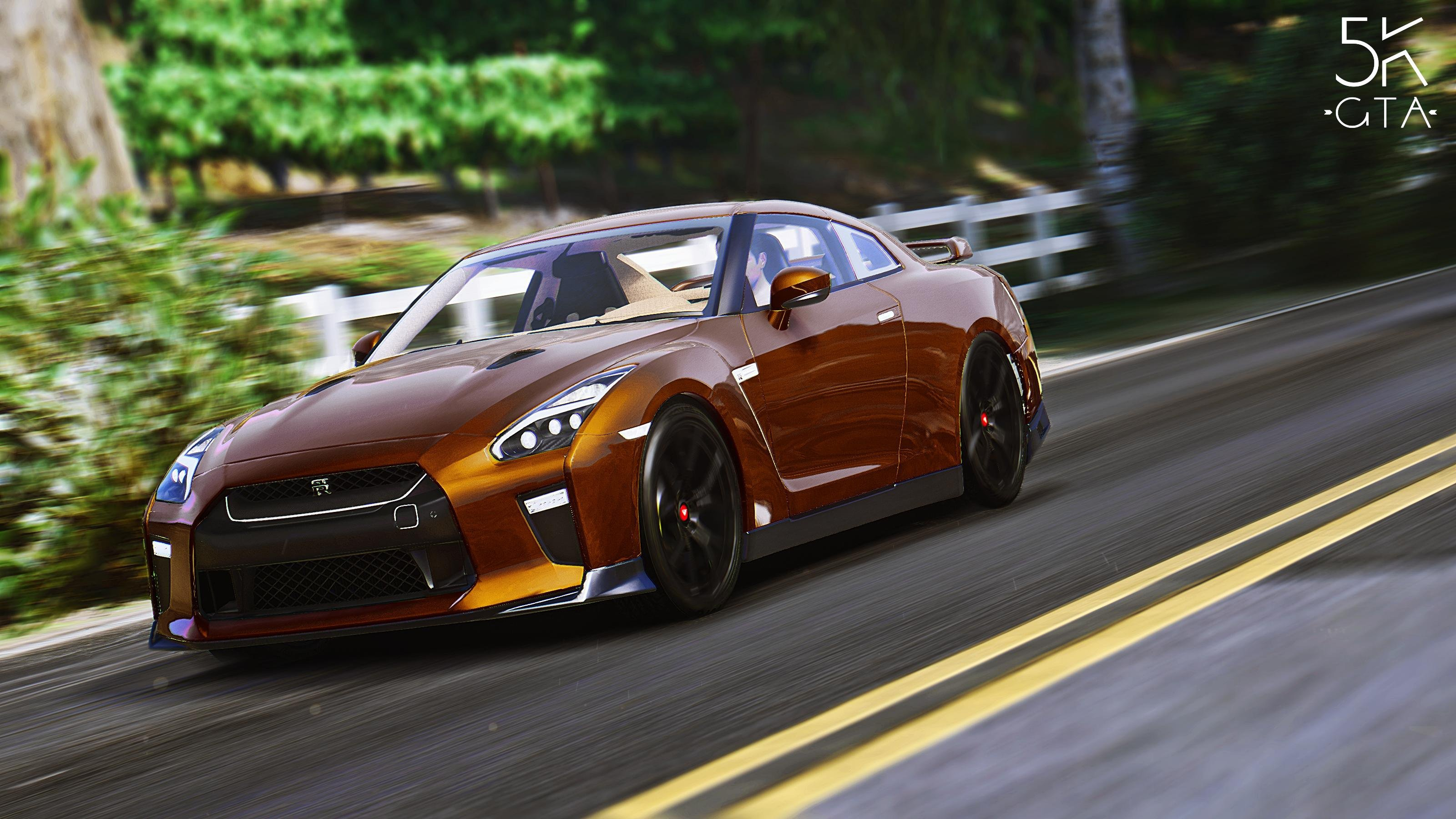 Nissan gtr 2017 tuning vehicules pour gta v sur gta for Fond ecran tuning